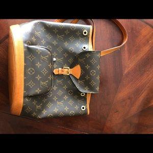 Handbags - Louis Vuitton montsouris